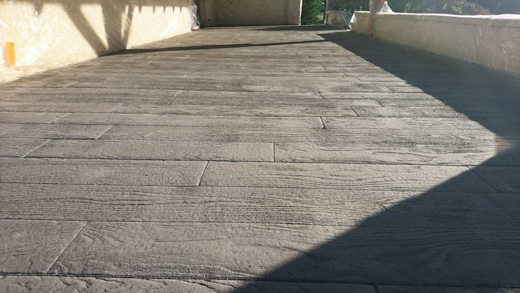 Cool Beautiful Terrasse Imitation Bois With Dalle Beton Imitation Bois Pour  Terrasse With Dalle Beton Imitation Bois Pour Terrasse