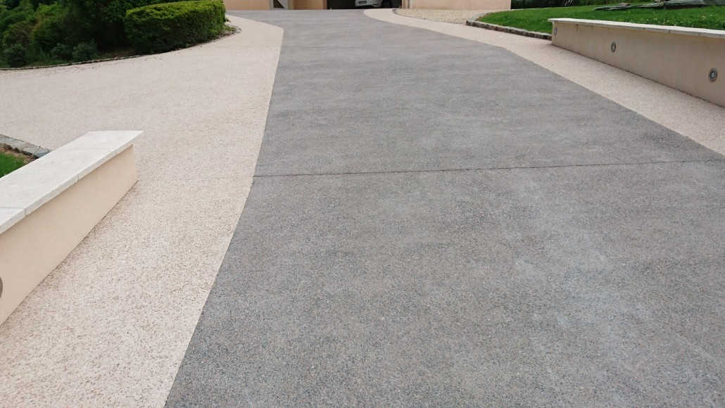 Beton desactive photo cour en bton dsactiv beton - Dosage beton desactive ...